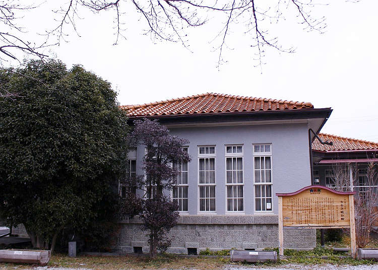 Chichibu Meisenkan exhibits materials of Meisen