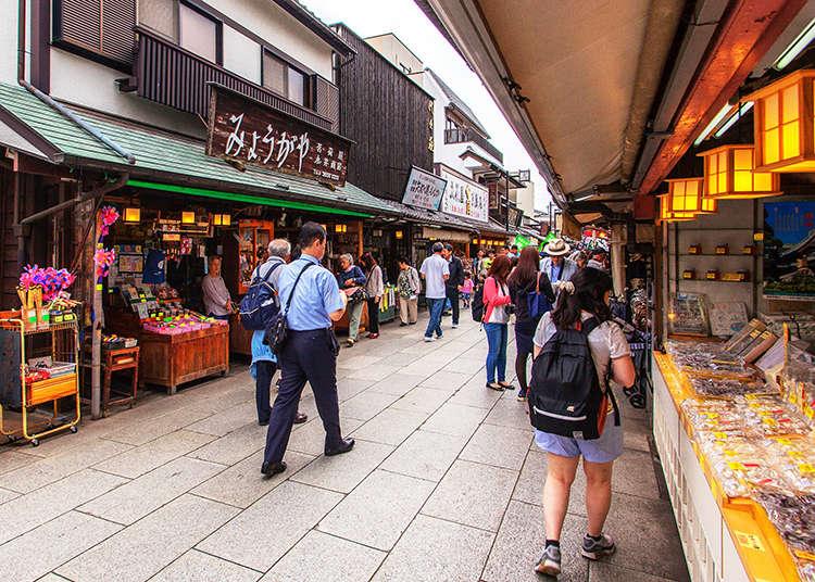 在柴又平民街区散步 沉浸在复古的商店街和大正浪漫情调中