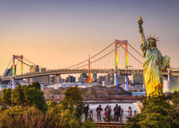 The Top 10 Things to Do in Odaiba (Daiba), Tokyo