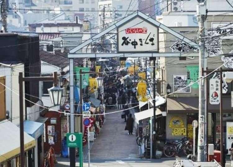東京懷舊風情老街「谷根千」經典行程推薦