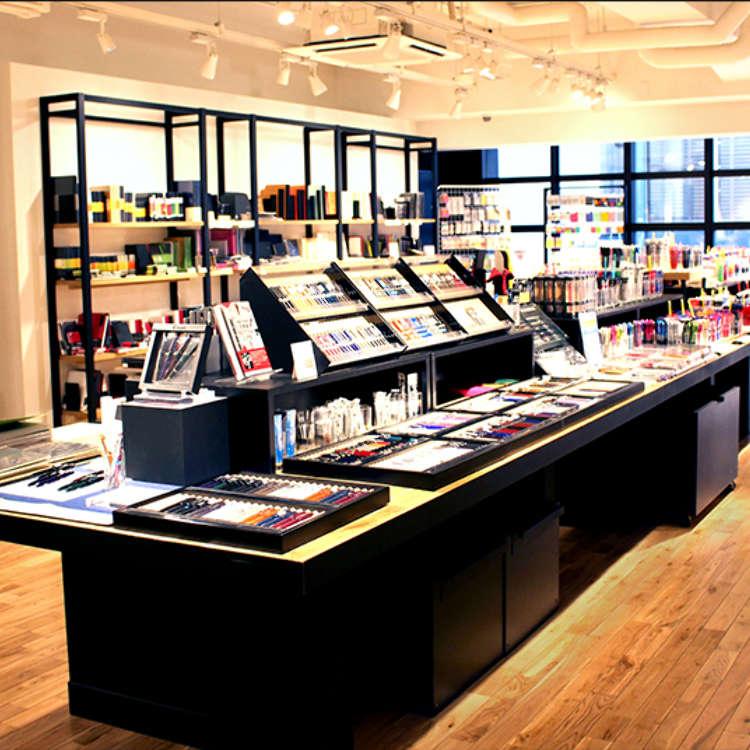 日本种类数量第一的文具专营店''银座 伊东屋''