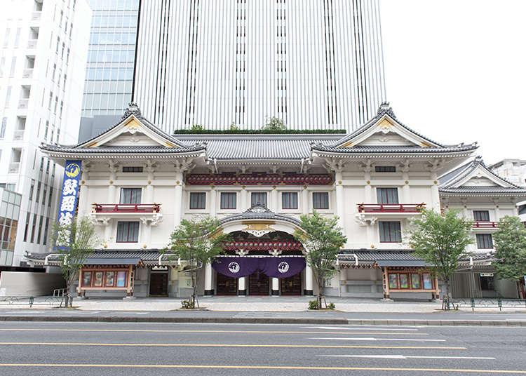 Pergi ke Kabukiza