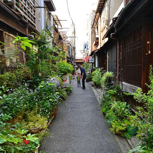 Tsukuda and Tsukishima has More than just Tsukudani and Monjyayaki!