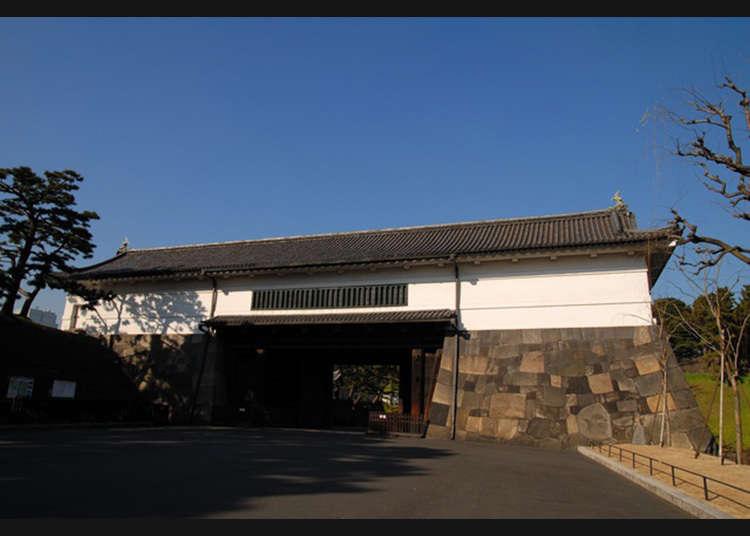 Kastel Edo Sama dengan Imperial Palace