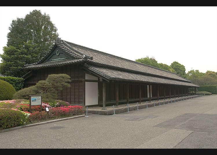 Kokyo-higashi-gyoen (Taman timur Istana Maharaja Tokyo)