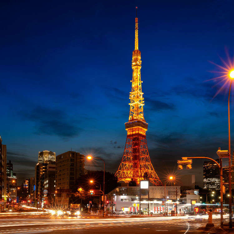 Tokyo Tower – A Fascinating Reveal of Tokyo's Symbol!