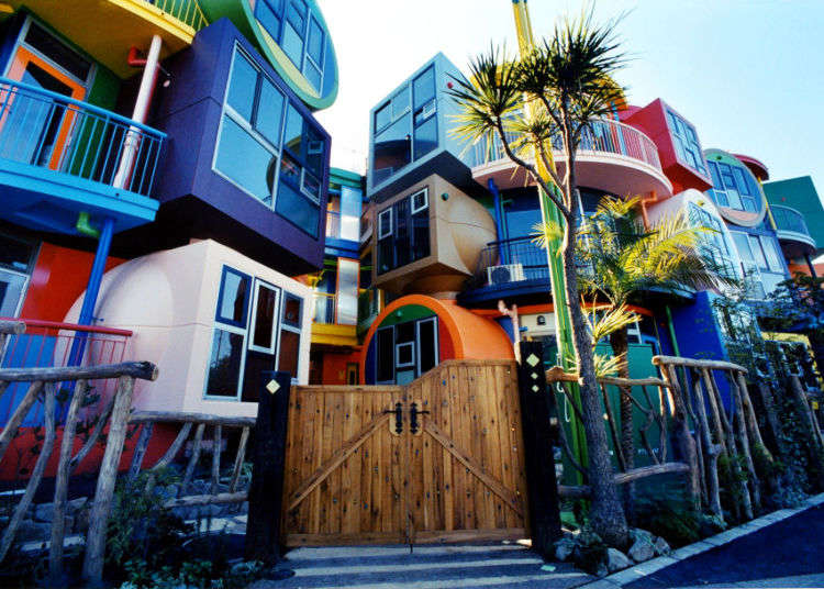 Reversible Destiny Lofts MITAKA: A Unique Artistic Apartment!