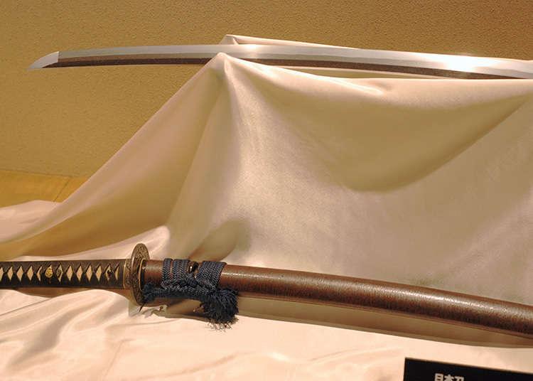 Perlengkapan Samurai yang Indah Sekaligus Menakutkan