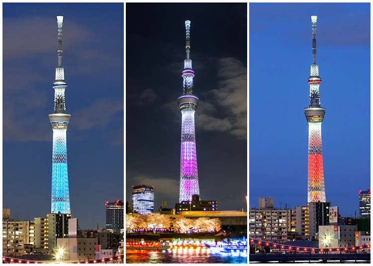Ingin tahu dengan lebih lanjut! Pendedahan mendalam tentang TOKYO SKYTREE(R)