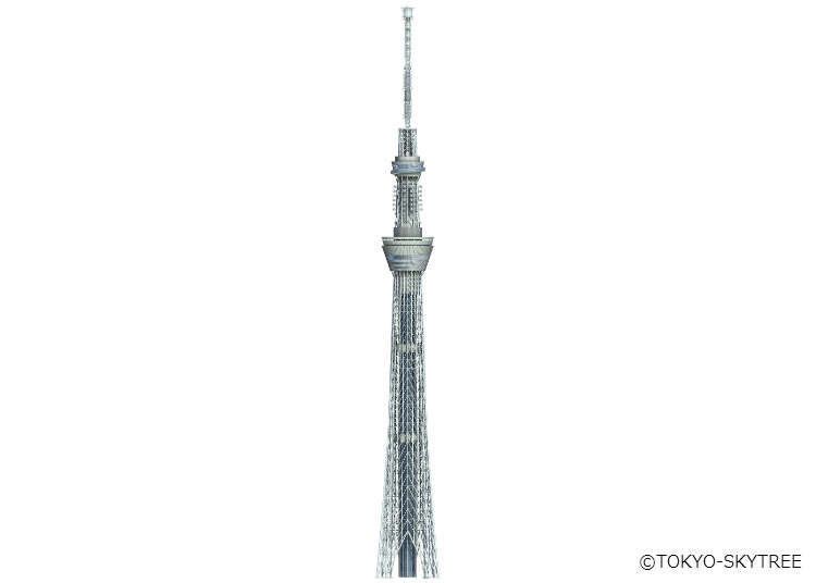 Why is Tokyo Skytree so High?