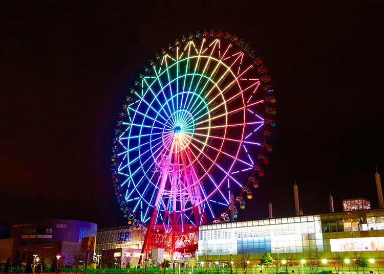 Menyelami Odaiba yang penuh dengan hiburan!