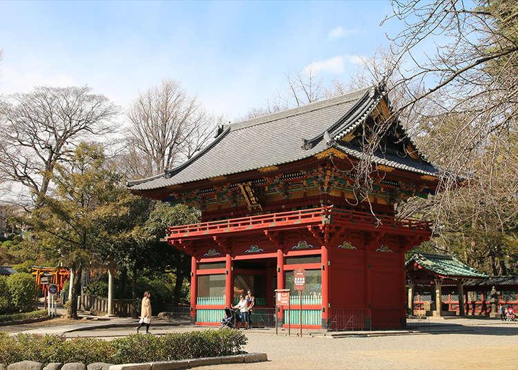Mari kita menyelami Yanesen yang masih kekal dengan suasana Jepun masa silam