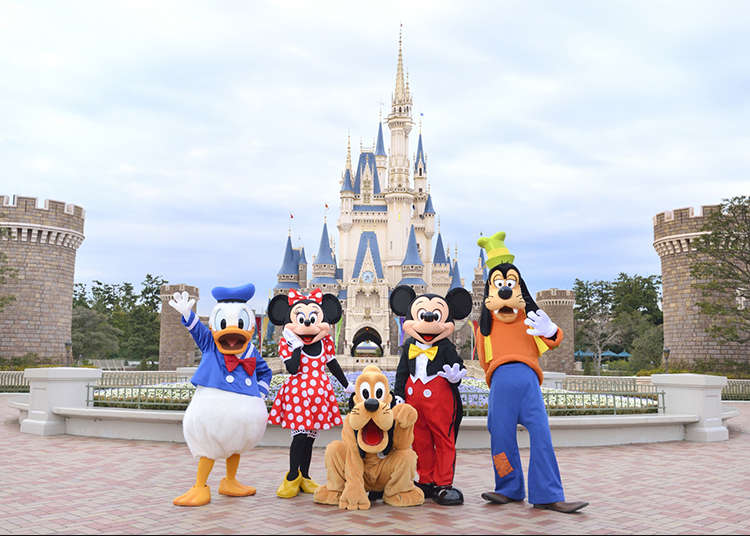 4 Tips to Enjoy your First Visit to Tokyo Disneyland