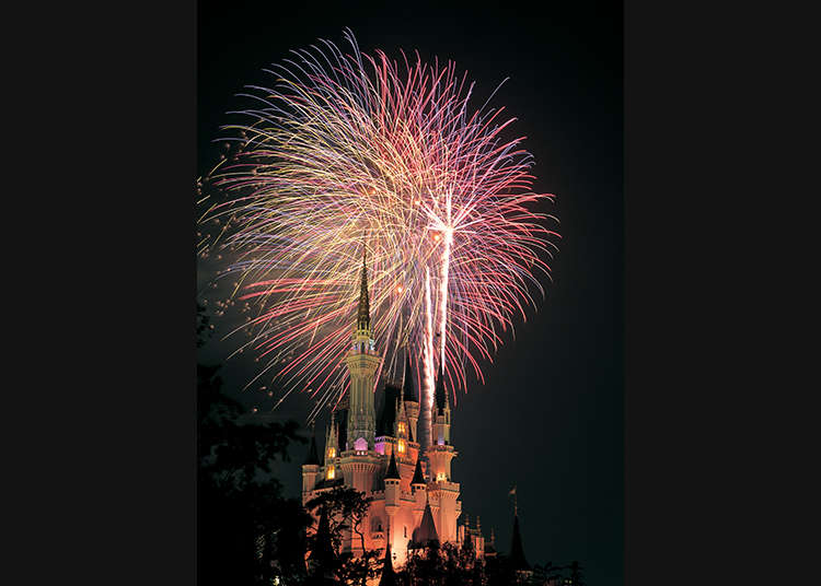 Experience magical moments