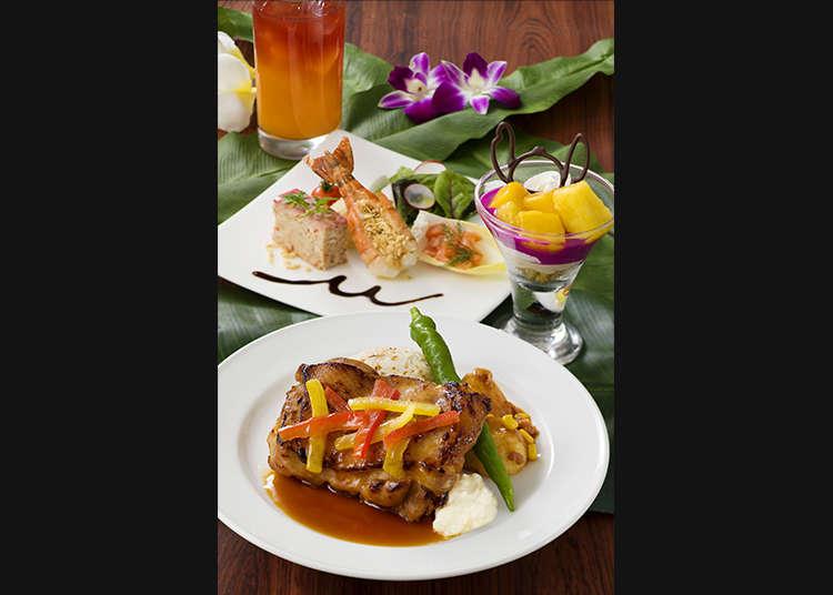 Polynesian Terrace Restaurant