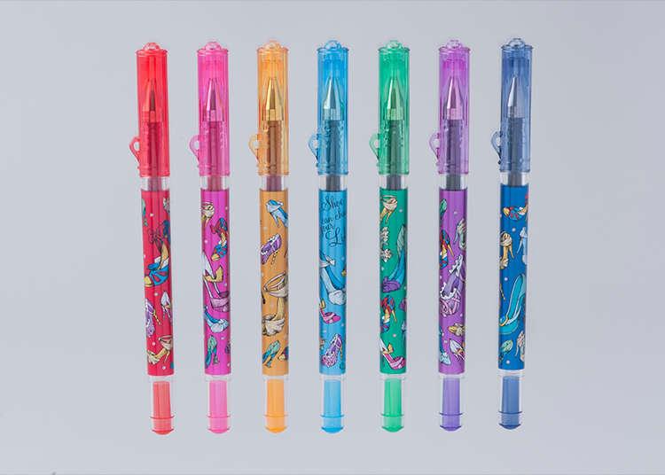 Colored pen sets