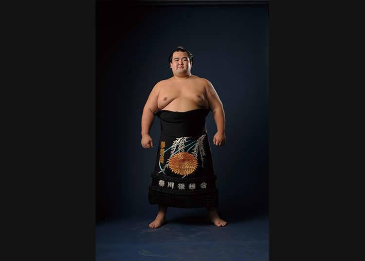Yokozuna: the Ring Entering Ceremony