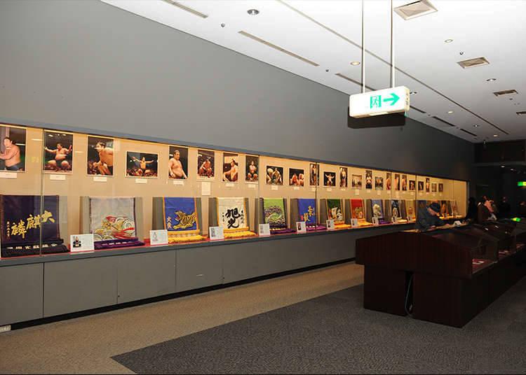 Memperdalam pengetahuan Anda di Museum Sumo