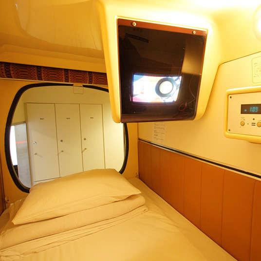 聰明利用日本膠囊旅館的方法
