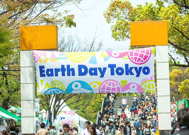 Earth Day Tokyo 2018