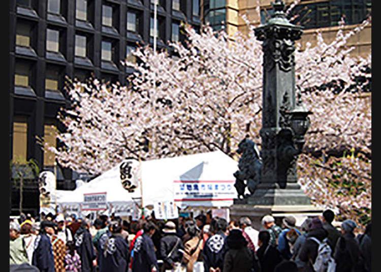 春季之橋「日本橋」祭典
