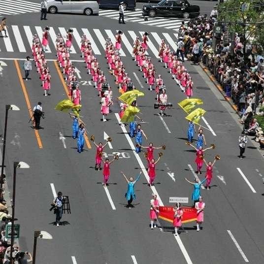 東京的5月份活動總整理