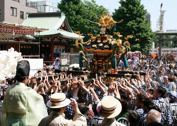 Sanja Matsuri Festival