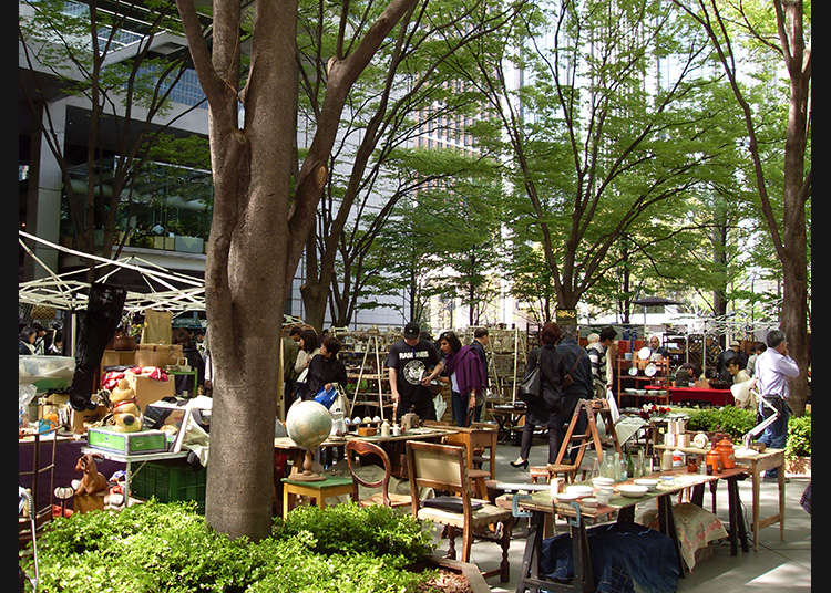 "Makanan dan kebudayaan! Menikmati ""Jepun"" dengan mudah! Festival di Tokyo pada bulan Jun"