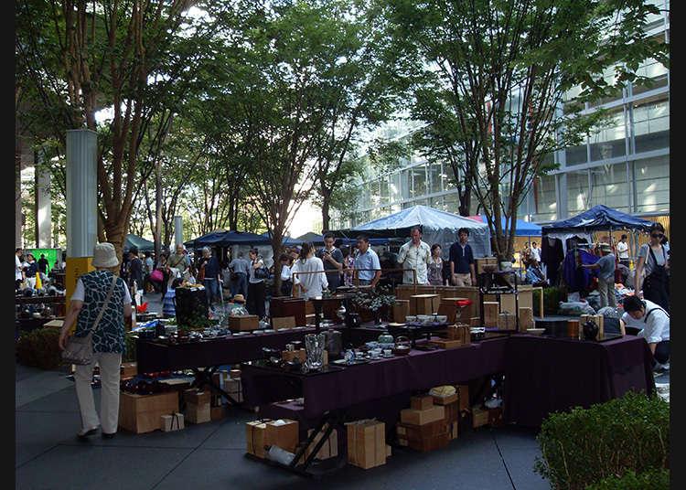 The Oedo Antique Market
