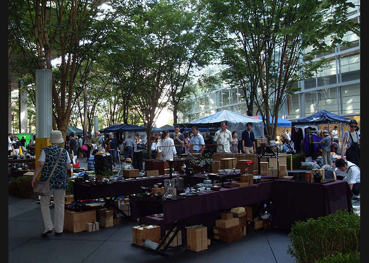 Oedo Antique Market