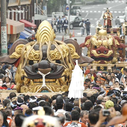 도쿄에 있다면 보고 싶은 여름 축제