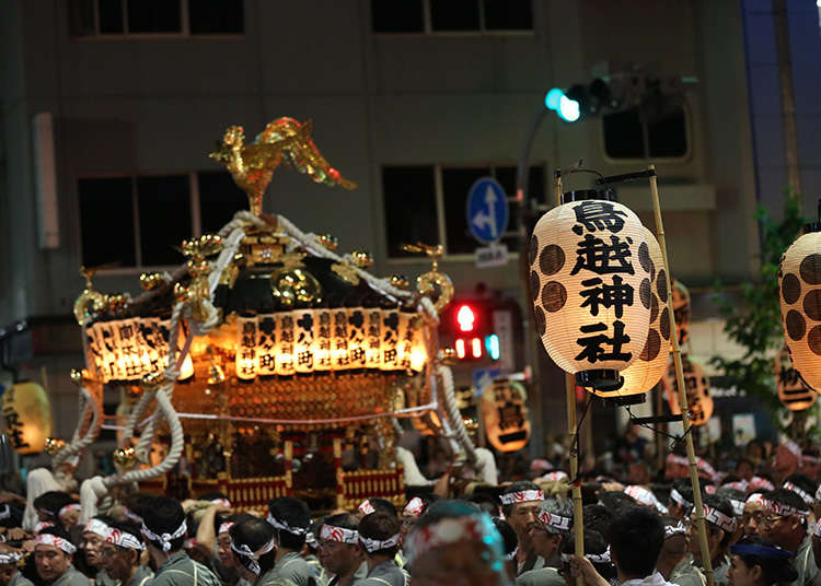 Torikoe Matsuri