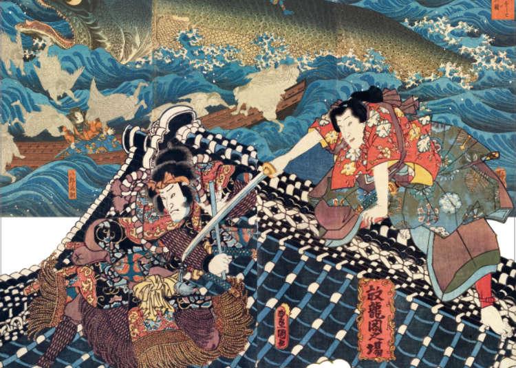 Pameran Tokyo & Lima Pameran Seni yang Terpilih pada Bulan Juni & Juli