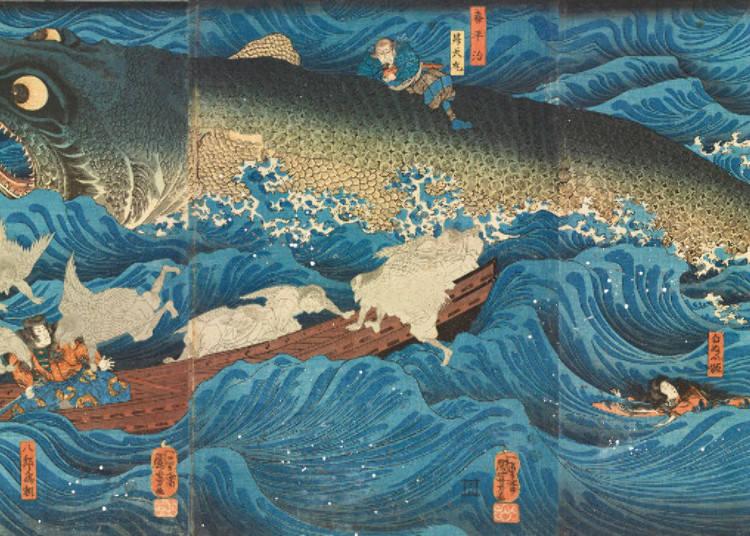 Warriors Based on Novels of Kyokutei Bakin
