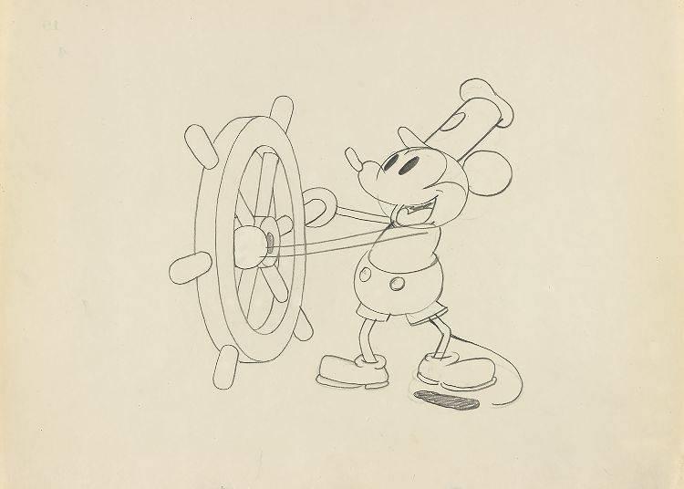 迪士尼艺术展 注入生命的魔法