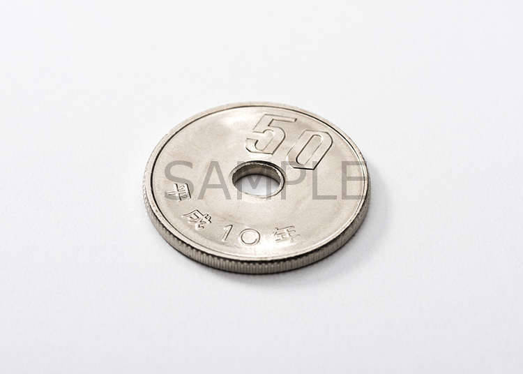 Fifty Yen Coin