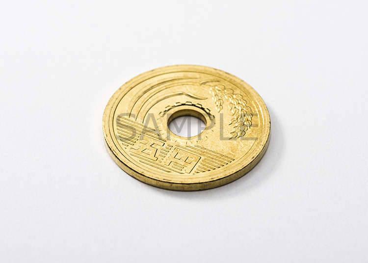 เหรียญ 5 เยน (JPY)