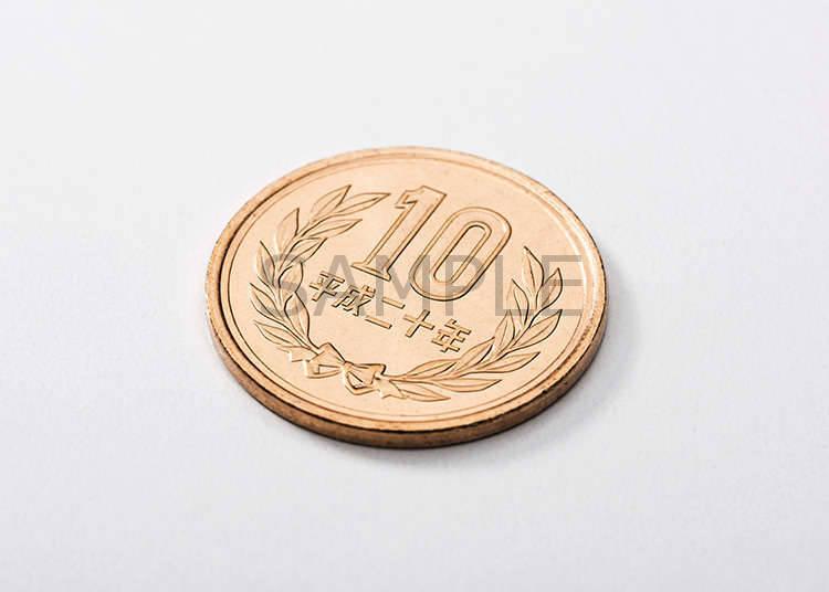 เหรียญ 10 เยน (JPY)