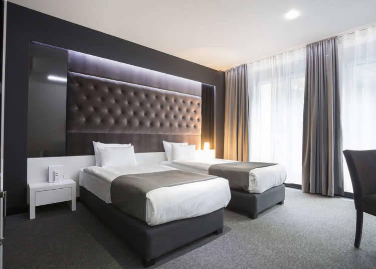 Tukar di Hotel