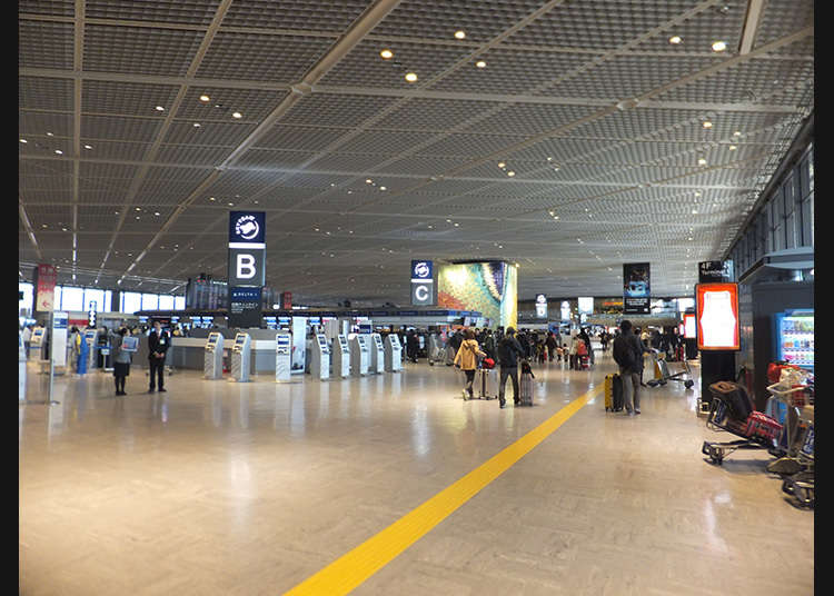 入境機場兌換
