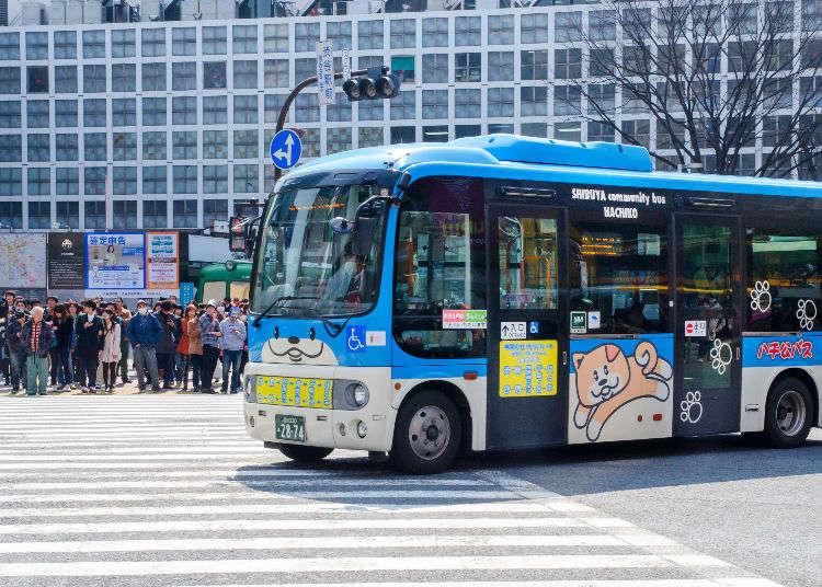 旅行中移動不可或缺的巴士的搭乘方法