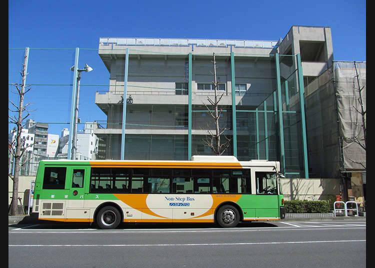 도에이 버스