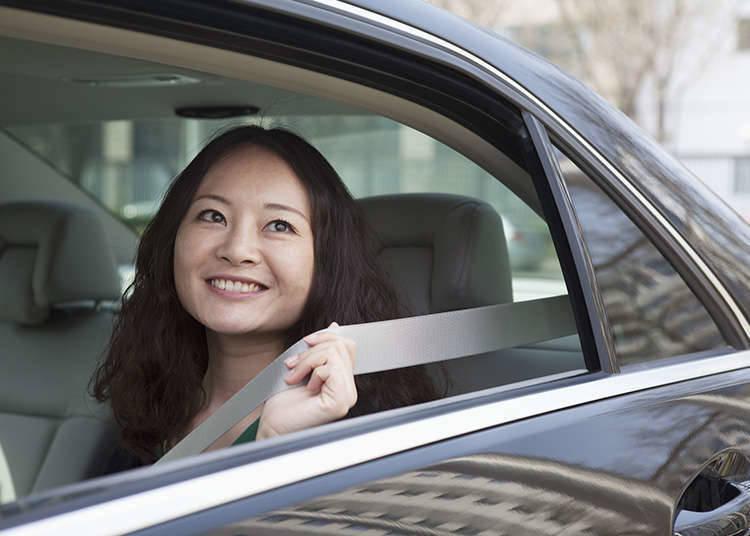 차 안에서 주의할 것은?