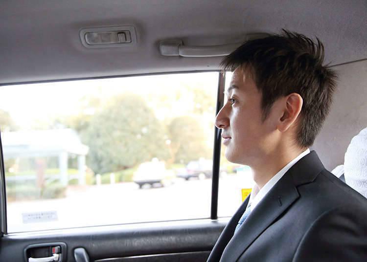 วิธีการขึ้นแท็กซี่
