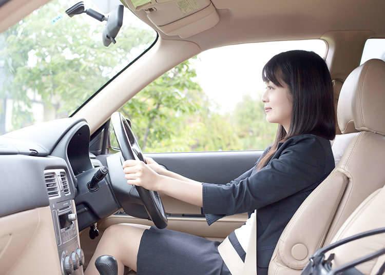 Peraturan lalu lintas di Jepun