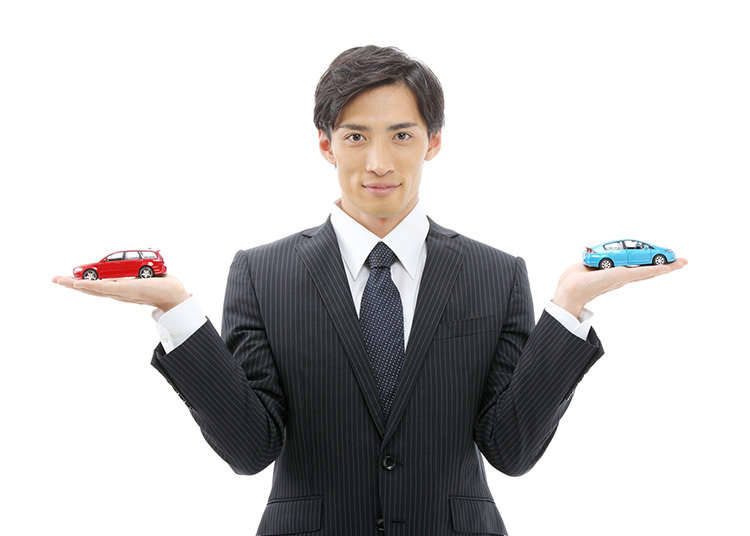 Selecting the Car Rental Agent