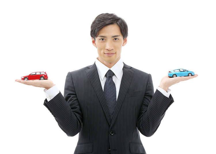 การเลือกบริษัทรถเช่า