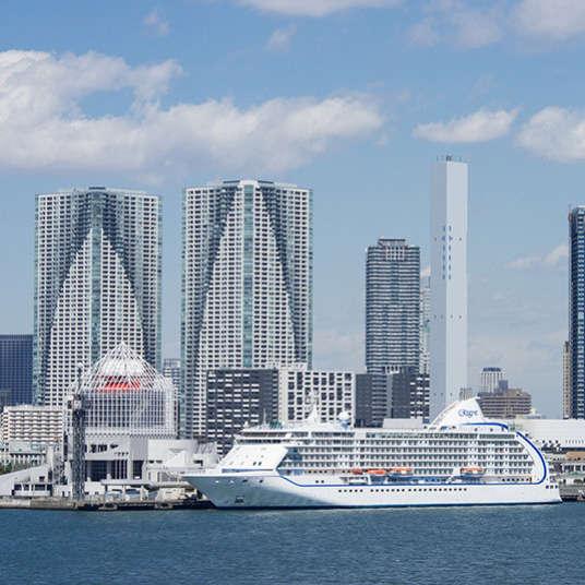 Major Passenger Ship Terminals