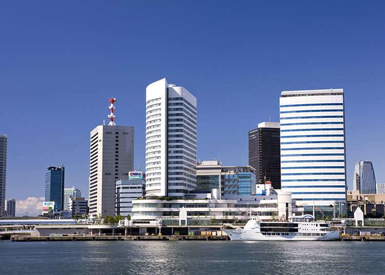 Terminal Kapal Penumpang Takeshiba