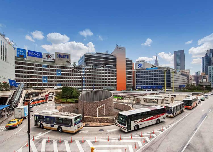 Tiket Bus Limusin untuk Orang Asing